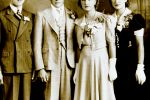 Wedding_party-_Peter_Ladyk2C_best_man3B_Taisto_and_Helmi_28Kovanen29_Hanninen3B_Lil_Kovanen2C_bridesmaid__August_1940_.jpg